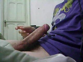 Gozando denso e lentamente porra acumulada cumming slowly a consistent sperm