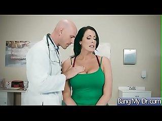 Cute horny patient reagan foxx0 seduce doctor and bang hardcore vid 25