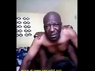Old man hardcore fuck