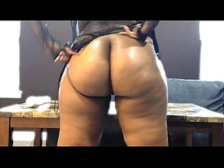 Doll Divine: (Preview) Big Booty Bounce Dildo Ride (2014)