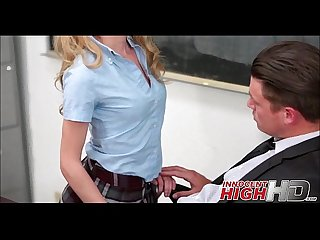 Blonde teen getting fucked by her high school teacher innocenthighhd com