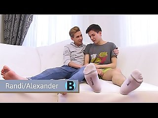 Alexandre Lee and Randi Freja - Innocent Boys can't resist