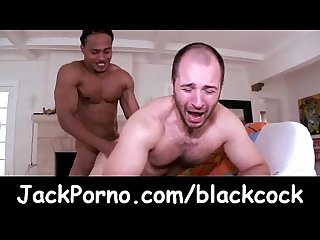 Its gonna hurt huge black cock fuck gay dudes clip09