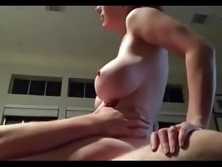 Sexy Big Tits Riding Dick - more videos at myvixencam.com.MP4