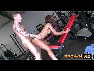 Skin Diamond Gym Doggystyle