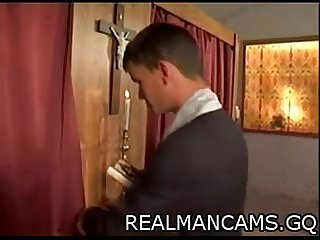 Priest gets fucked at confessional realmancams gq
