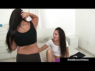 Kink305 - Victoria Monet & Natalia Mia Muff Diving Into 69!