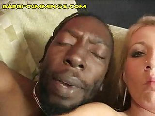 Creampies from two Blacks