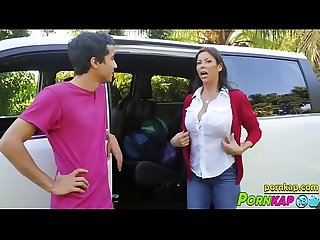 Alexis fawx soccer mom rescue