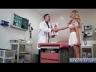 Gorgeous slut patient jessa rhodes seduce and bang with doctor Mov 13