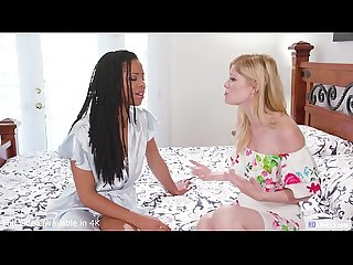 GIRLSWAY - Best Friends Having Lesbian Sex Before The Wedding - Kira Noir and Charlotte Stokely