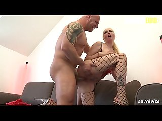 LA NOVICE - #Eeciahaa - Busty French MILF Amazing Rough Sex With Fabrice Triple X