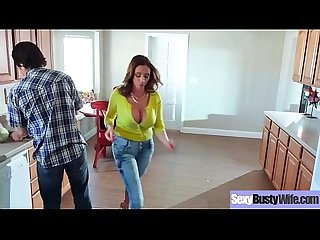 (Ariella Ferrera) Lovely Horny Housewife With Bigtits Like Hardcore Sex clip-03