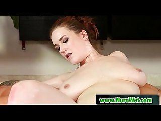 Sneak peek nuru massage first time creampie 11