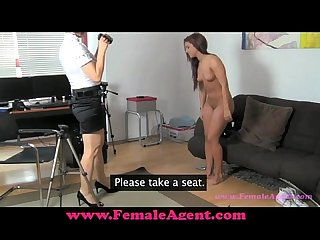 FemaleAgent I want to taste you