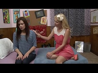 Charlotte Stokely and her mom's lesbian partner - Girlfriendsfilms