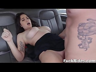 Karlee Grey has Big tits