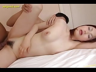 Yui matsuno uncensored Japan beautiful strips pussy pounded