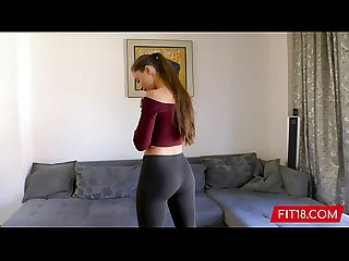 FIT18 - Aruna Aghora - 59kg - Casting A Great Crossfit Ass