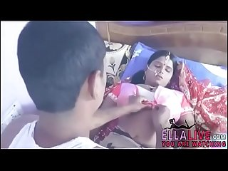 Indian housemaid ellalive com