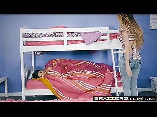Brazzers - Big Tits at School - (Brenna Sparks, Danny D) - Bunk Bed Bang - Trailer..