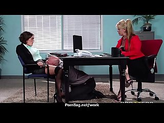 Sexy wild Milf loves rough sex at work 7