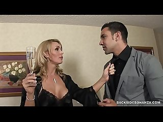 BACKSIDE Tanya Tate Fucks Latin Cock