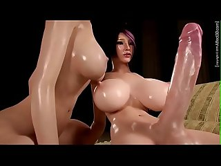 3D Hot Animated Big Cock Shemales Hardsex