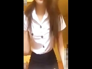 Thai selfcam girls compilation 04