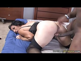 Cougar Melissa Monet Fucks Rico Strong's BBC