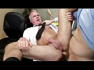 GAYWIRE - Jacob Peterson Puts His Dick In His Boss Dale Savage's Ass At Work