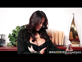 Brazzers big tits at work bored boss cock scene starring mia lelani and james deen