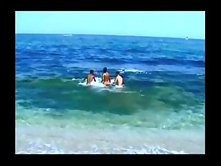 Young bulgarian boys in hot beach threesome bg gay