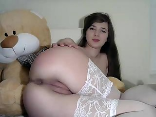Naughty brunette sister showing pussy on cam more live cams at our portal faphotcam com