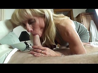Carol cox rides a nice thick cock