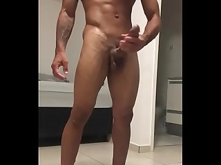 Brazilian guy huge dick