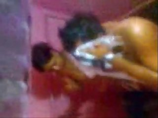 Busty shobha Aunty and uncle bathing together hidden cam