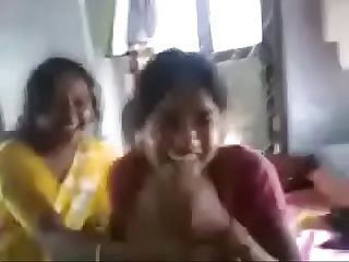 Indian aunties homemade group lesbian