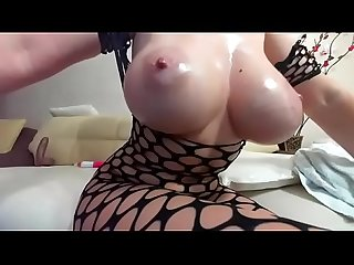 Mom S big tits wearing fishnet on camboozle com