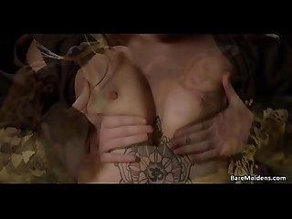 Arya faye the needy amazon baremaidens