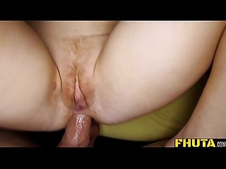Pov of blonde slut ex gf getting fucked in The Ass
