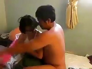 Myanmar wife sharing husband with two maids part 5