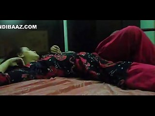 Bhabhi in salwar suit fucked on bed wid audio new