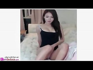 Paid Sexy Korean Stripping on Cam - www.CamSeduce.com