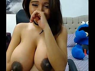 pregnant latina big milk tits orgasms on sexowebcam online