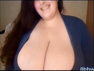 Hot BBW Mature with Big Boobs - 8bbw.com
