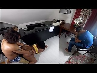 husband watches as his wife fucks her ex (sequel)