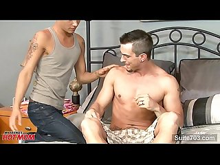 Sexy married man work A gay s dick
