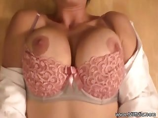 Milf must squirt for us
