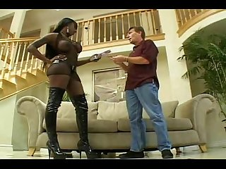 White guy fuck Kelly starr